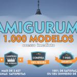 Amigurumi Com 1.000 Receitas Passo a Passo dos Melhores Modelos do Brasil
