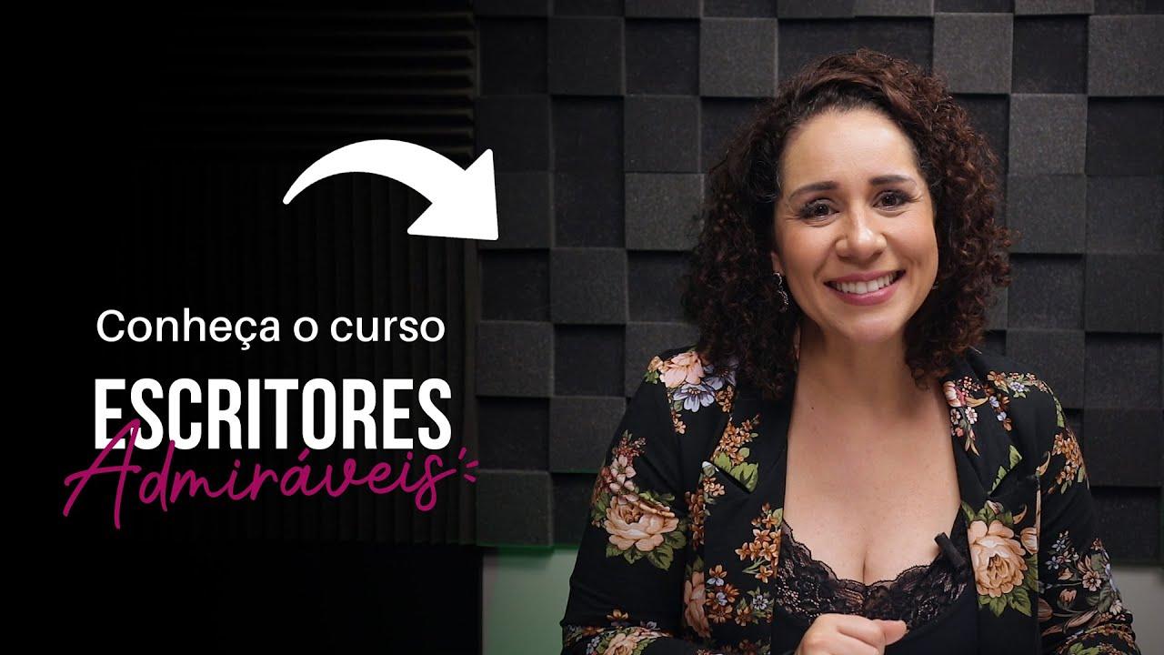 Curso Escritores Admiráveis Lilian Cardoso: Torne-se um escritor de sucesso e reconhecido nacionalmente