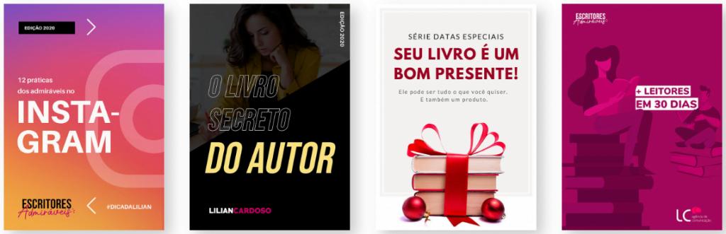 e-Books Grátis Escritores Admiráveis