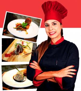 Rafaela Diotto curso lucre da cozinha