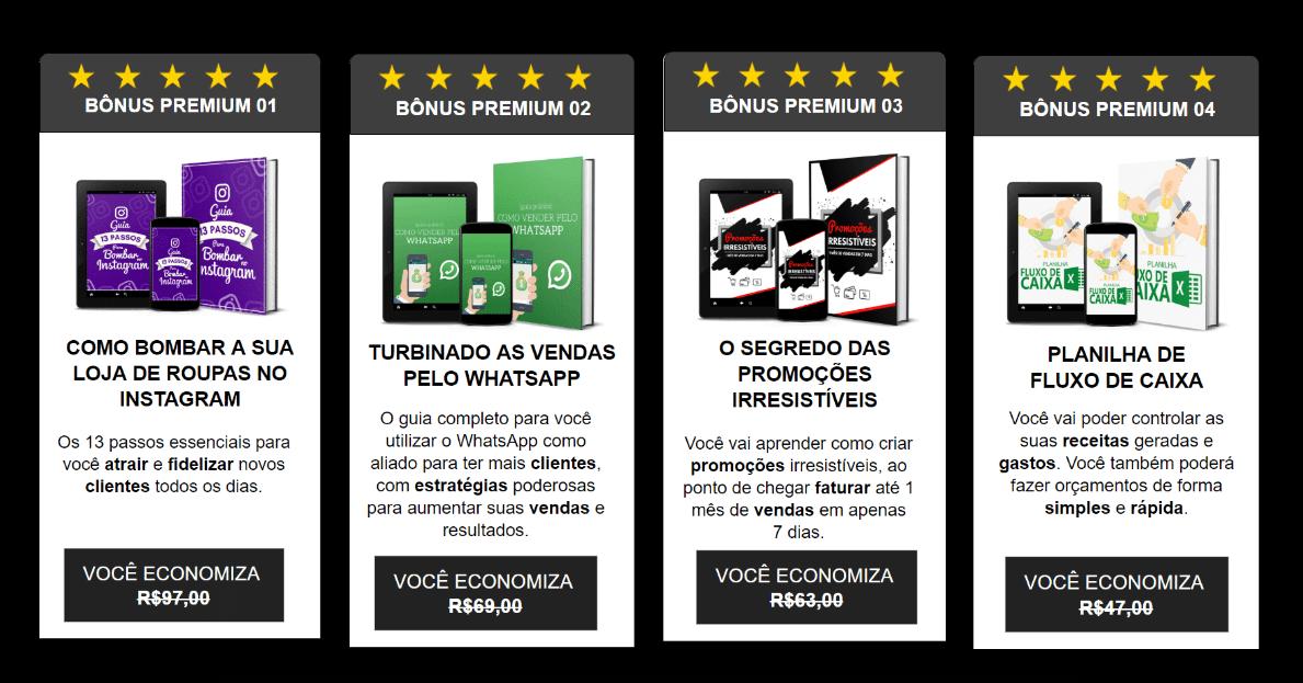 fornecedores de sucesso bônus especiais