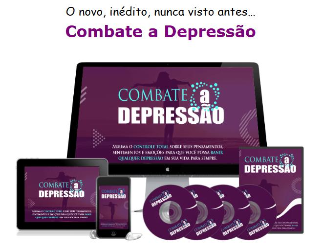 Curso Combate a Depressão Funciona
