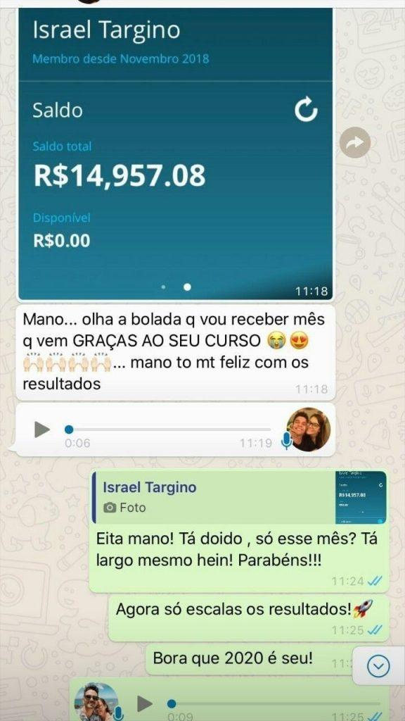 aluno fábrica de moedas ganha 14 mil reais em menos de 1 mês