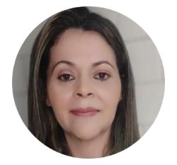 Luciana Domingos, responsável pelo curso