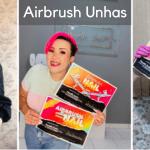 Curso Airbrush Nails: Dobre seus Lucros Como Manicure com Aerografia em Unhas!