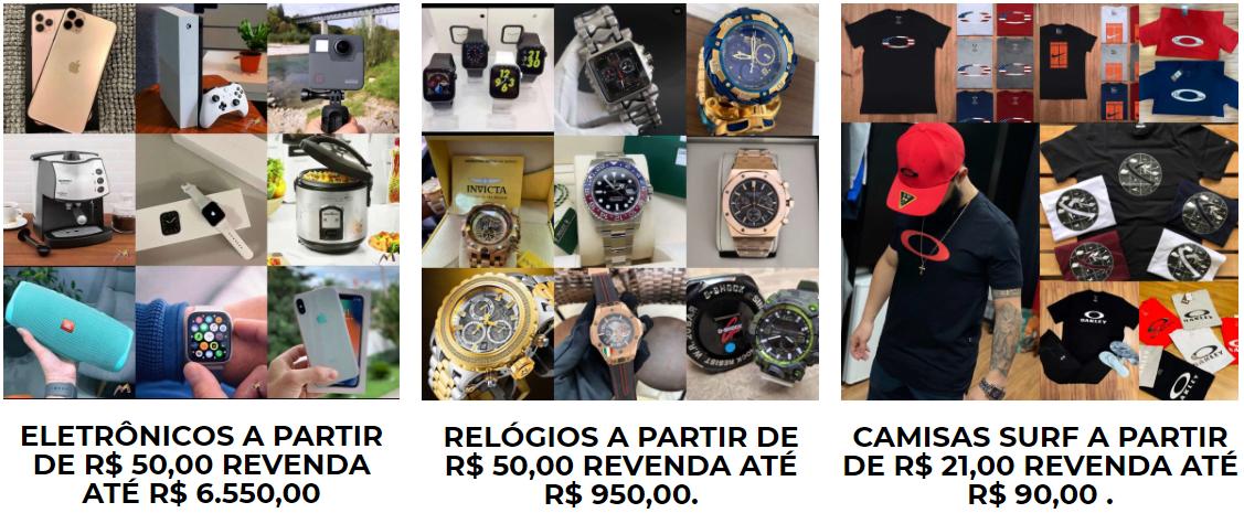 Fornecedores Vip Brasil Funciona?