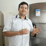 Professor Leandro Moraes Curso A arte de consertar geladeira