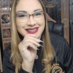 Luciana Rangel Curso de instrutora de unhas