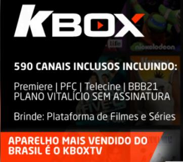 Onde Comprar KBox Tv?